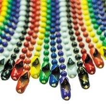 Beaded Color Chains for Children