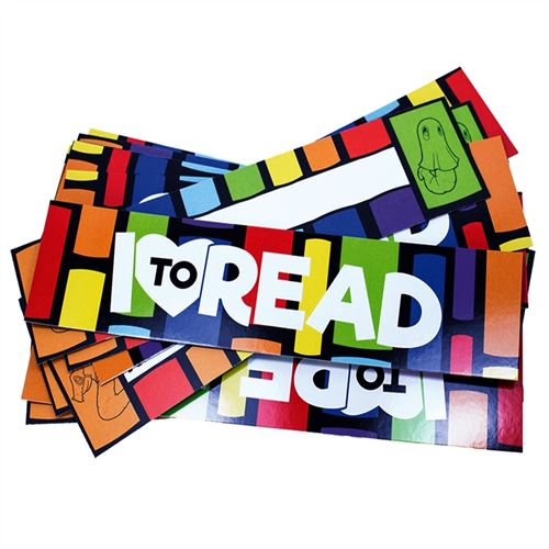 BW Bookmarks for Youth Reading