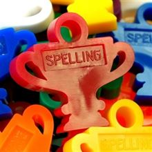 School Academic Incentives - Spelling Trophy