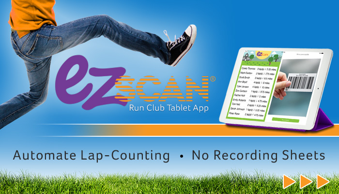 The EZ Scan Barcode App is the latest and greatest way to electronically track and record mileage.