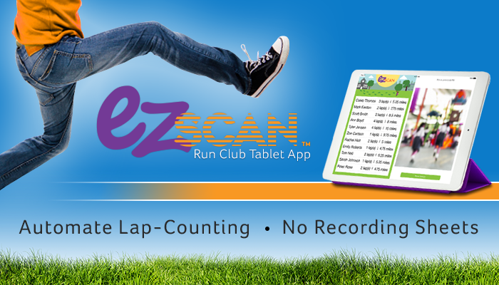 Running your Mileage Club just got easier. Pre-order EZ Scan and save.