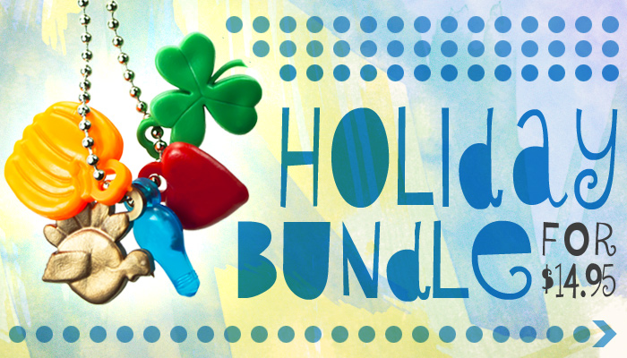 Back by popular demand! The Holiday Bundle is back with 125 holiday-themed awards for your students.