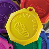 Mileage Club - Training Medals