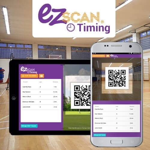 ez scan timing fitness finders inc