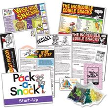 Kids Nutrition Program - Pack-a-Snack Teacher's Start-Up Kit