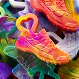 Youth Fitness Awards - Swirl Sneakers