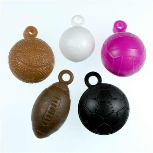 Sports Bundle: Baseball, Basketball, Football and Soccer Ball