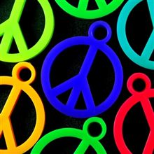Student Awards - Peace Symbol